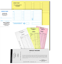 Deposit Slips Business Checks for