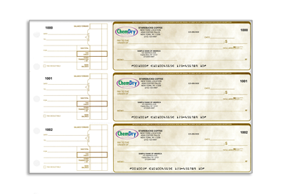 checks | Quick and Easy Reorders | Reorder Now Manual Checks with Full Color Logo Cheap Online