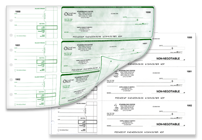 Duplicate Manual Checks Custom Online