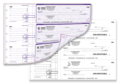 Duplicate High Security   checks | Quick and Easy Reorders | Reorder Now Manual Check Printing