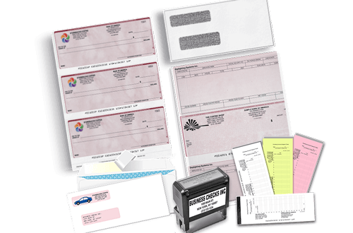 business checks with logo Laser Checks