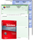 computer checks for intuit quicken
